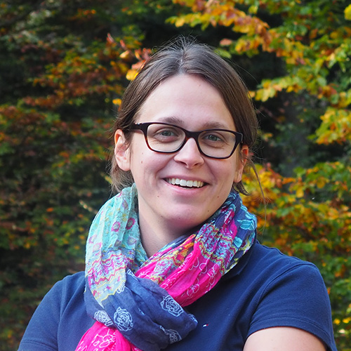 Marielle van den Berg, praktijkopleider RST