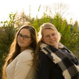 Marinda en Karlien: 'Altijd een onderwerp om over te kletsen'